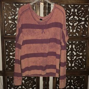 FREE PEOPLE! Pull Over Sweater!!